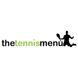 The Tennis Menu Logo